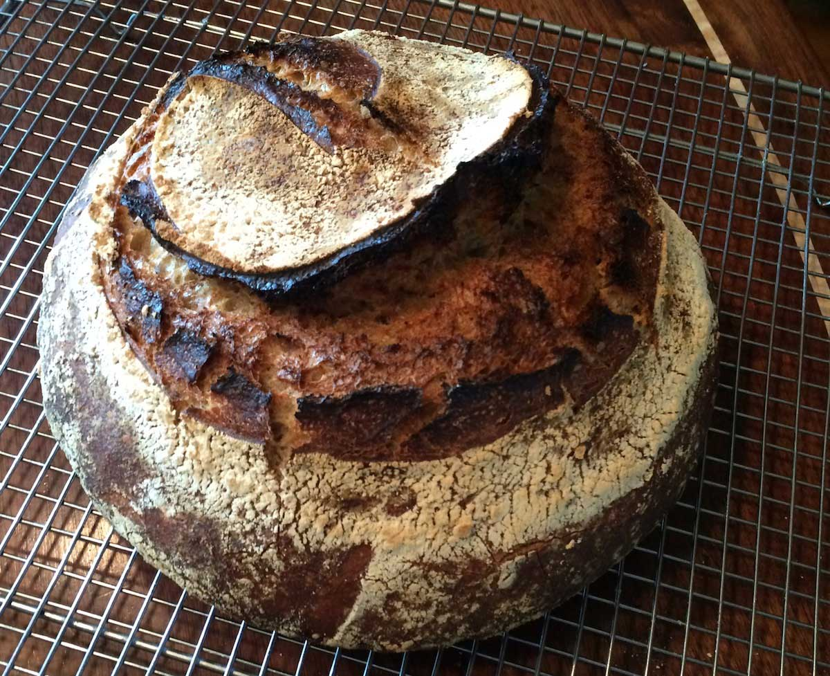 Artisan Bread Classes - Baking School Country Loaf