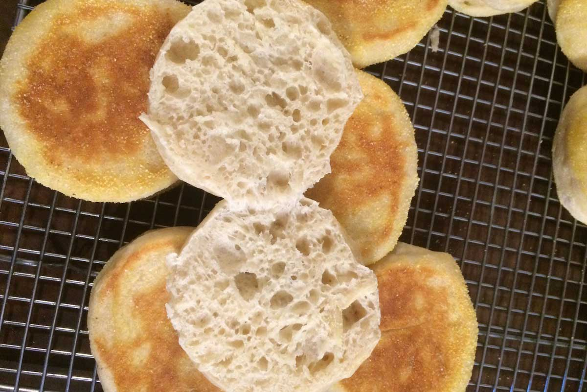Artisan Bread Classes - Baking School English Muffins