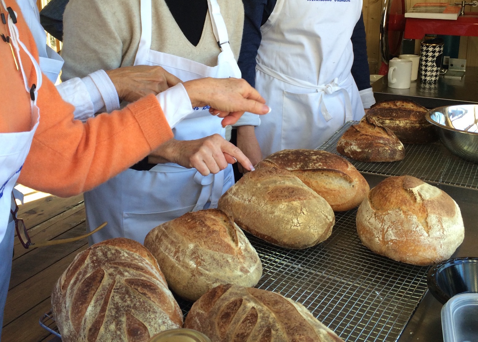 Artisan Bread Classes