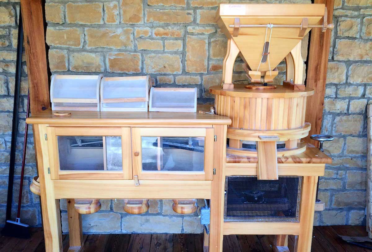 Artisan Bread Classes - Stone Mill