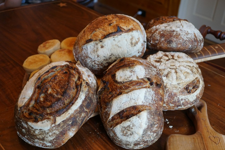 Our Community Supported Bakery is Highlighted Again!