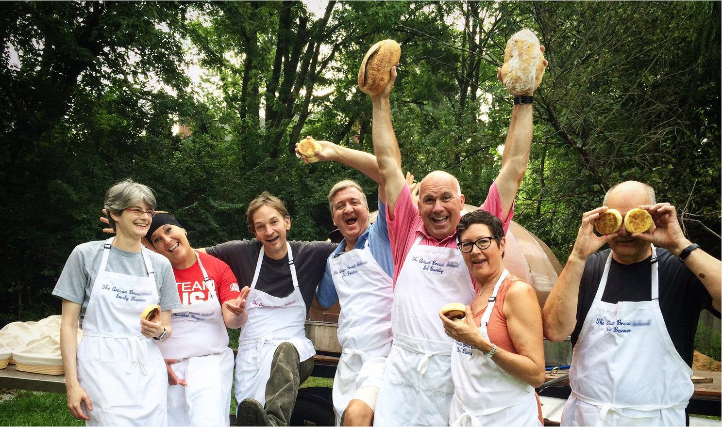 Artisan Bread Classes Homepage